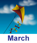 Link to March Bible reading plan