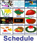 Link to Bible reading calendar